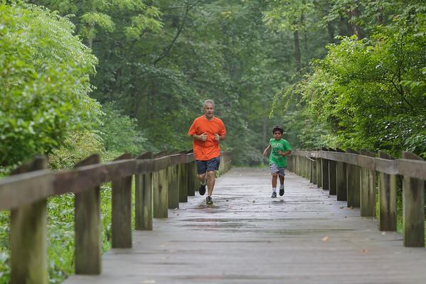 Family | Scott Dworsak + 2014 Kids Running Club