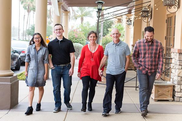 The Nichols Family 2017