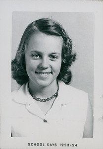 School Days. 1953-54