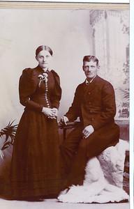 Mr and Mrs Wm Farnbourn,  Maria Rynearson, and William Farnbourn.