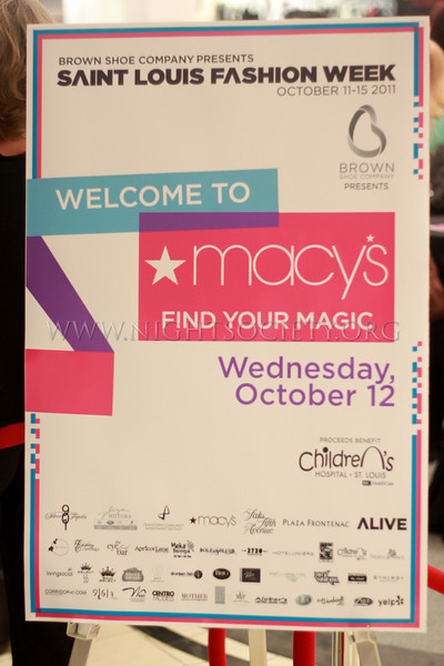 Alive Magazine and Brown Shoe Present Find Your Magic at Macy inside of the Brentwood Galleria. 10-12-2011 Photography By Maurice.