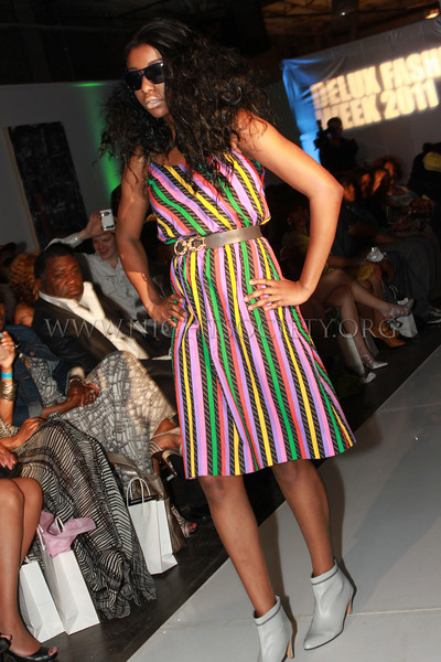 The Delux Fashion walk Finale at the Metropolitan Gallery. April 29th, 2011