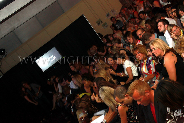 """St. Louis Fashion Week, Day 1 """"Project: Design!"""" Presented by: Brown Shoe at the Third Degree Glass Factory - Photos taken by Maurice Bishop"""
