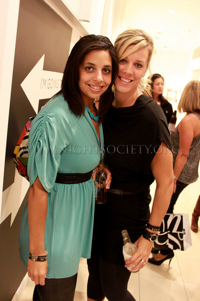 """St. Louis Fashion Week, Day 2 """"Rock'n the Runway at Saks Fifth Avenue"""" Ticket proceeds go to St. Louis Children's Hospital - Photos taken by Maurice Bishop"""