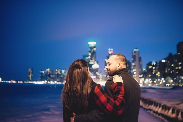 Fatima & Eric: {engaged}!