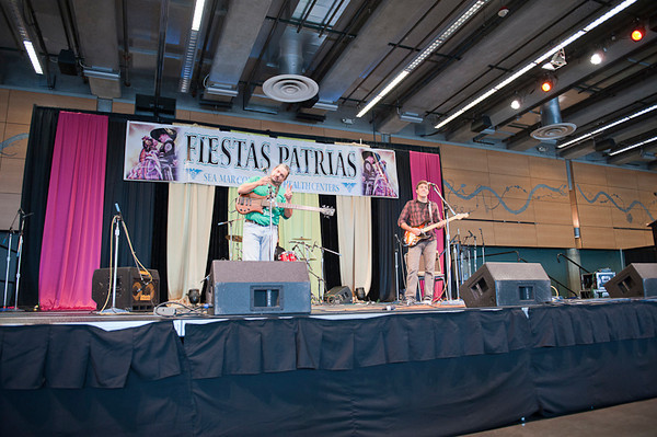 2011, chuck tuck, fiesta Patrias, Seattle Center, WA