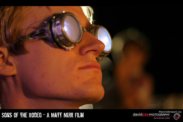 Sons of the Rodeo - A Matt Muir Film 110704 Production Stills