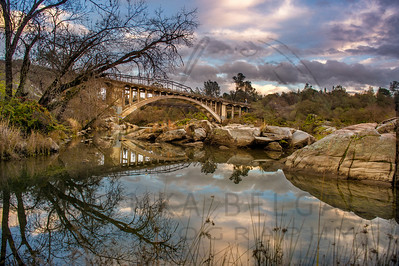 Rainbow Bridge in Folsom, CA