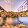 Folsom's Two Bridges