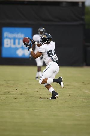 Jacksonville Jaguars Summer Camp 2011