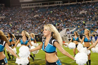 Jacksonville Jaguars defeated by the San Diego Chargers at Everbank Field in Jacksonville, FL