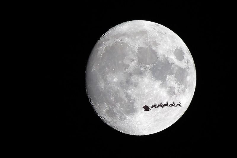 Moon 23/12/2015