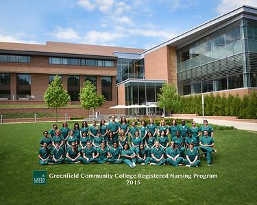 2015 Greenfield Community College Nursing Program
