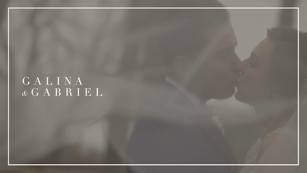 Galina + Gabriel: Wedding Short FIlm @ The Hyatt Lodge, Oak Brook_V2