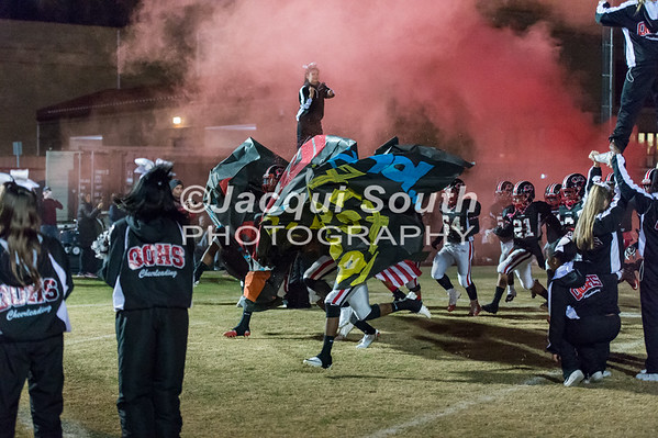 11/18/2016 - Richard Montgomery v Quince Orchard Football, ©2016 Jacqui South Photography