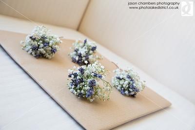 Georgette & Sam - Wild Boar Hotel Wedding Photographs