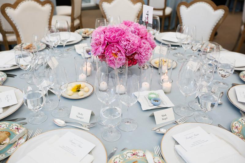 2017 Getty Presidents Dinner, Los Angeles, America - 1 May 2017