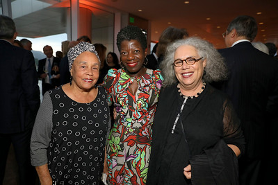 The J. Paul Getty Medal Dinner honoring Agnes Gund, Richard Serra and Thelma Golden