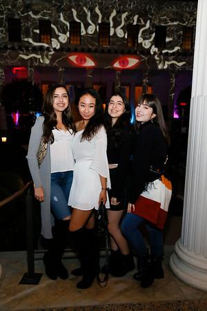 The 2019 College Night at the Getty Villa