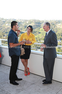 "1205157-041    LOS ANGELES, CA - MAY 16: The cocktail party for the ""Are We All Paparazzi?"" Lecture at the J. Paul Getty Museum on May 16, 2012 in Los Angeles, California. (Photo by Ryan Miller/Capture Imaging)"