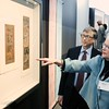 """Cave Temples of Dunhuang: Buddhist Art on China's Silk Road"" Getty Center Opening Night Reception"