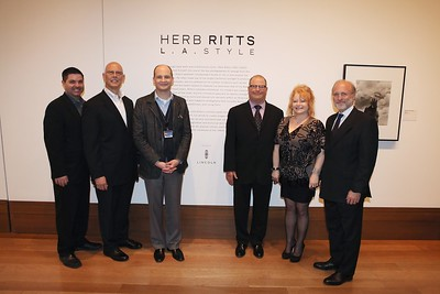 """1204051-019       LOS ANGELES, CA - APRIL 2:  The """"Herb Ritts: L.A. Style"""" preview and reception to celebrate the opening of the exhibition held at the J. Paul Getty Museum on April 2, 2012 in Los Angeles, California. (Photo by Ryan Miller/Capture Imaging)"""