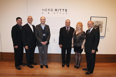 """1204051-020       LOS ANGELES, CA - APRIL 2:  The """"Herb Ritts: L.A. Style"""" preview and reception to celebrate the opening of the exhibition held at the J. Paul Getty Museum on April 2, 2012 in Los Angeles, California. (Photo by Ryan Miller/Capture Imaging)"""