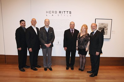 """1204051-023       LOS ANGELES, CA - APRIL 2:  The """"Herb Ritts: L.A. Style"""" preview and reception to celebrate the opening of the exhibition held at the J. Paul Getty Museum on April 2, 2012 in Los Angeles, California. (Photo by Ryan Miller/Capture Imaging)"""