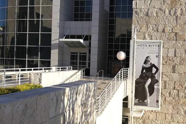 """1204051-002       LOS ANGELES, CA - APRIL 2:  The """"Herb Ritts: L.A. Style"""" preview and reception to celebrate the opening of the exhibition held at the J. Paul Getty Museum on April 2, 2012 in Los Angeles, California. (Photo by Ryan Miller/Capture Imaging)"""