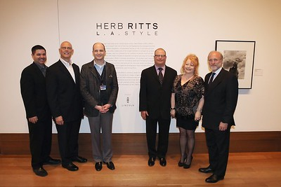 """1204051-018       LOS ANGELES, CA - APRIL 2:  The """"Herb Ritts: L.A. Style"""" preview and reception to celebrate the opening of the exhibition held at the J. Paul Getty Museum on April 2, 2012 in Los Angeles, California. (Photo by Ryan Miller/Capture Imaging)"""