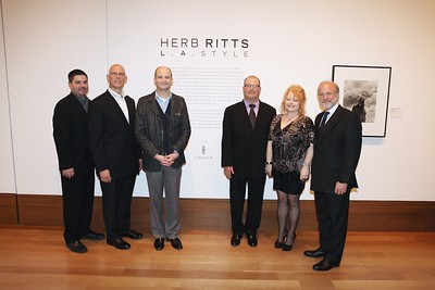 """1204051-022       LOS ANGELES, CA - APRIL 2:  The """"Herb Ritts: L.A. Style"""" preview and reception to celebrate the opening of the exhibition held at the J. Paul Getty Museum on April 2, 2012 in Los Angeles, California. (Photo by Ryan Miller/Capture Imaging)"""