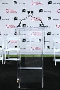 Pacific Standard Time: LA/LA Press Conference