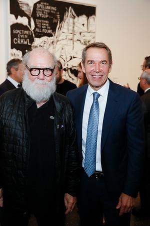 """""""Plato in L.A. Contemporary Artists's Visions"""" at the The Getty Villa, Malibu, America - 17 April 2018"""
