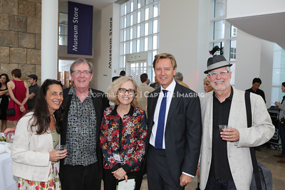 """Hearsay Of The Soul"" Getty Museum Opening"