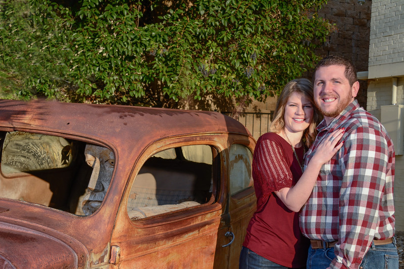 Dodson-Miars Engagement Shoot
