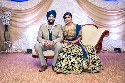 Gill + Kiran Reception