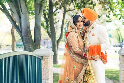 Kiran + Gill Wedding