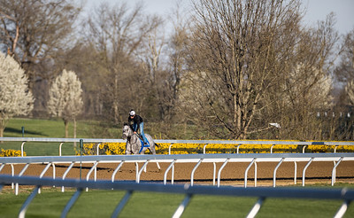 Essential Quality at Keeneland 3.30.21.
