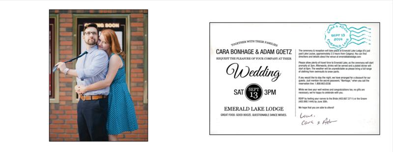 Cara Adam Wedding Book3