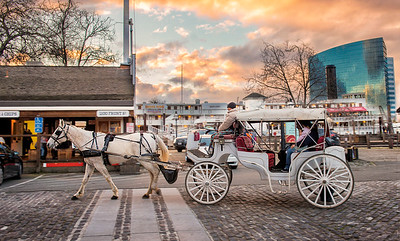 SACRAMENTO Carriage Rides