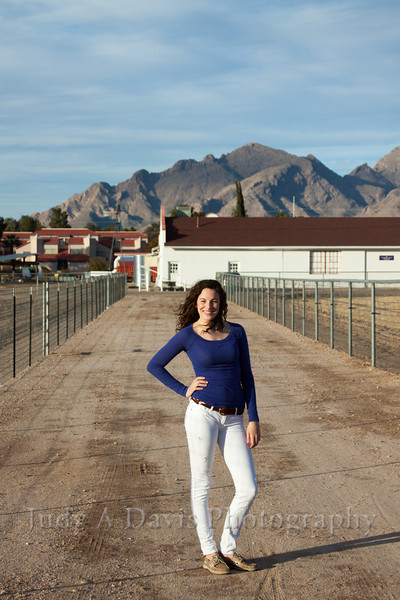 Senior Portraits, Natural Light, Judy A Davis Photography, Tucson, Arizona