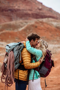 BackpackKiss