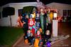 Halloween in the Neighboorhood