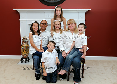 Grayslake IL Photographer. Family Portraits. Debra T 7.13.14.