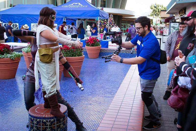 Grossmont Center Jedi Met and Greet 2017