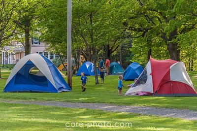 Tents & Kids