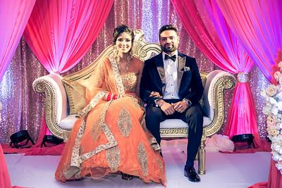 Gurvinder + Deepika Reception