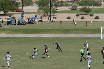 The 2018 Hyundai Hope on Wheels Youth Soccer League Scottsdale