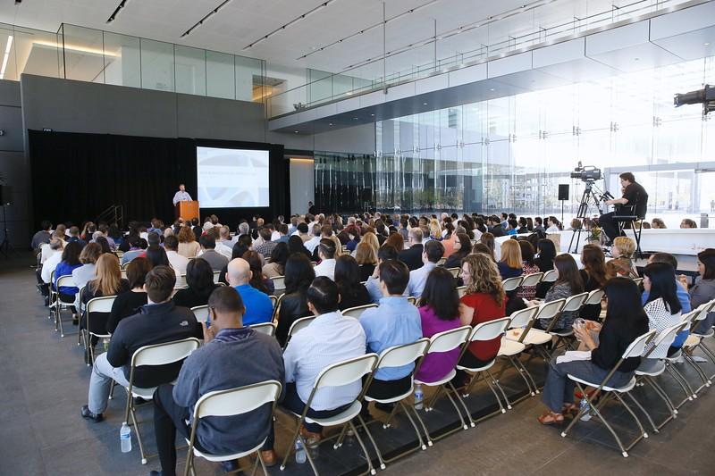 Hyundai Hope on Wheels Town Hall Meeting