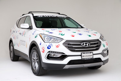 Hyundai Hope on Wheels Santa Fe
